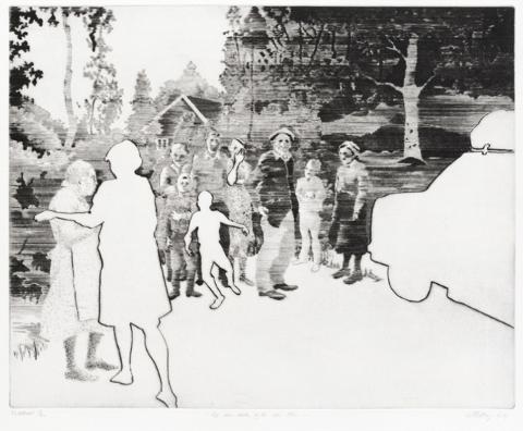 """KUNST: Marianne Boberg er en av kunstnerne som deltar under """"Jul i kunstnerboligene"""". PRESSEFOTO"""