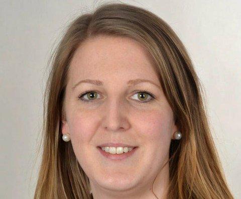 Helseforsker: Ina Katrine Nitschke Pettersen fra Jevnaker har disputert og forsvart sin ph.d-avhandling ved Universitet i Bergen.