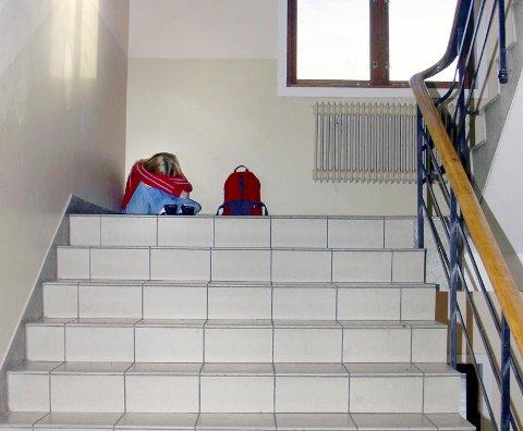 Skolene registrerer for få mobbesaker sammenlignet med andel elever som opplever mobbing, viser rapporten.