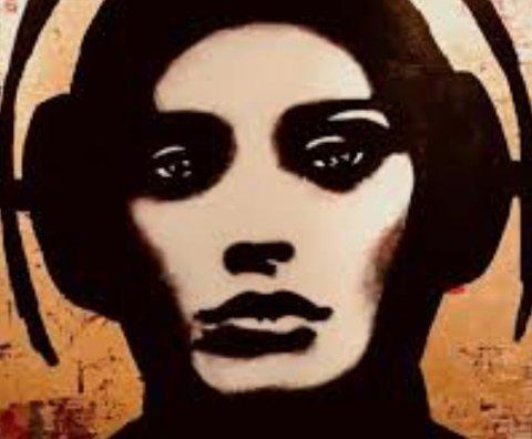 Espen E: «melody» er et av kunstnerens motiver.