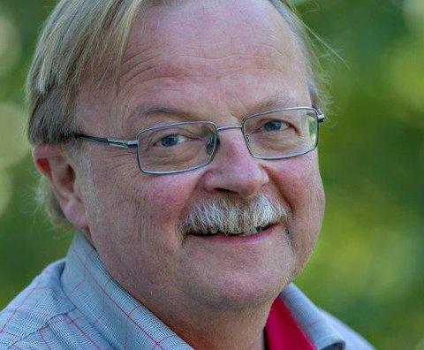 FULL STØTTE: Magnar Kleiven i Norges Kristelige Legeforening.