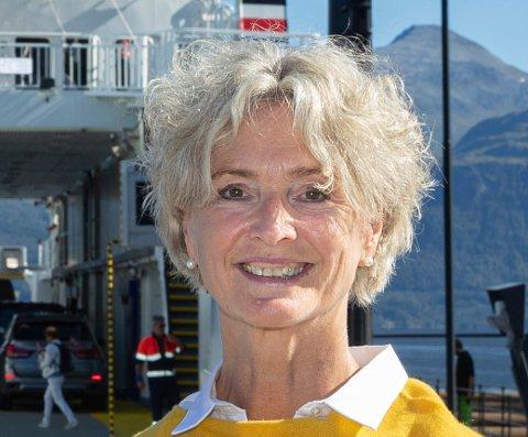 Korrigerer: Tove-Lise Torve avviser påstandene fra Frank Sve.