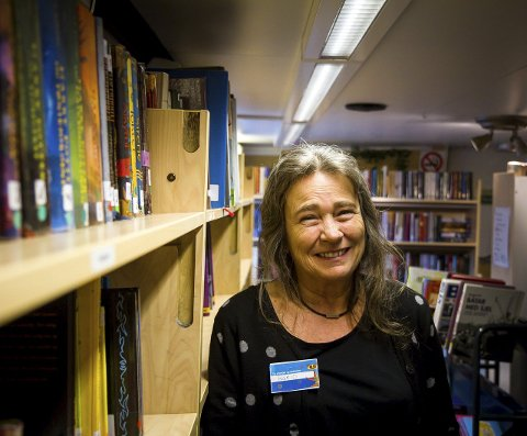 SLUTT: Ingrid Dræge trur ikkje politikarane vil blåsa liv i bokbåten igjen i framtida.