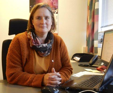 Fungerende rådmann i Sørfold kommune, Lisbeth Bernhardsen.