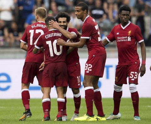 Liverpool og Mohamed Salah vinner Mesterliga-playoff-kampen i Tyskland tirsdag, tror vår oddstipper.