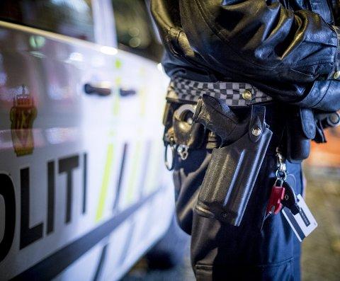 Spaltist Jørund Vandvik meiner det er galt å prioritera fleire politifolk i verdas tryggaste land.