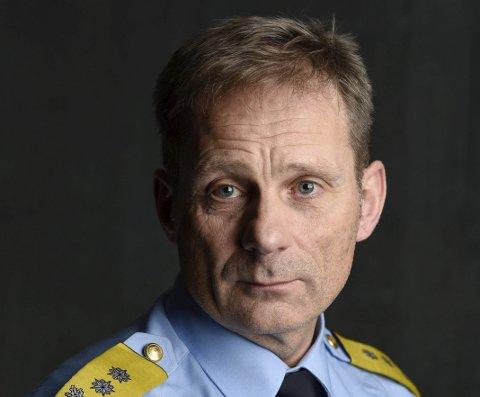 FOKUS PÅ SÅRBARE GRUPPER: I tillegg til iverksettelse av nærpolitireformen vil bekjempelse av vold og seksuelle overgrep mot barn, og særlig sårbare grupper, være en hovedoppgave for oss, sier Johan Brekke, politimester i Innlandet.