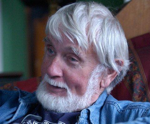 GÅTT BORT: Kulturpersonligheten Mogens Skovborg ble 92 år gammel.