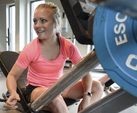 REAGERER: Emilie Moberg og de andre elitesyklistene på kvinnesiden føler seg nedprioritert av sykkelforbundet.