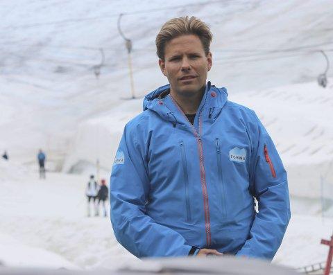 Endå betre: Andreas Skogseth trur 2019 vil bli eit endå betre år for reiselivet enn 2018.