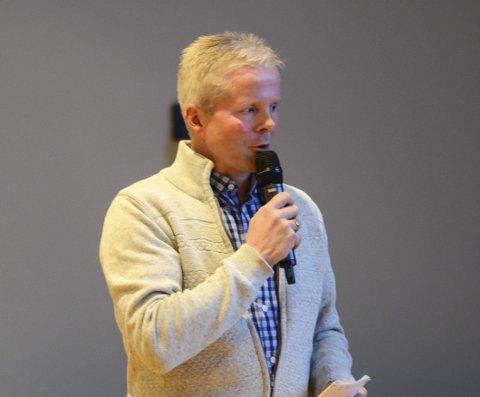 Villreinnemnda: Endre Lægreid, leder for Villreinnemnda for Hardangerviddaområdet.