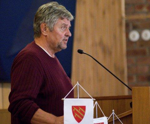 Skuffet. Trygve Bolstad sier Hardanger er forbigått i nominasjonen igjen. - Sunnhordland har hatt stortingsrepresentant i 32 år og Voss har hatt regionens plass i 16 år, påpeker han.