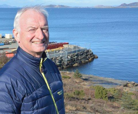 Prosjektleder Tor Geir Espedal i Statens vegvesen.