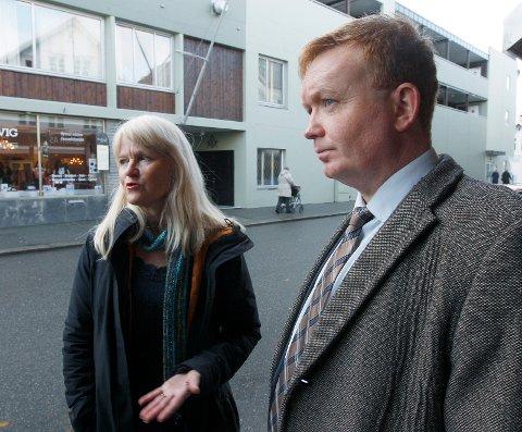 TRE ÅR: Vanadis Velferd AS ble startet av Eli Sævareid i september 2017. Tidligere Høyre-politiker Arve Kambe er prosjektleder i velferdsaktøren.