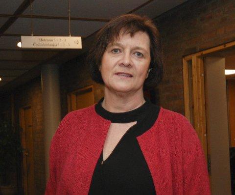 FORSVARER AVTALEN: I helga skal partileder Kristina Hansen forsvare avtalen når Finnmark Ap samles til årskonferanse.