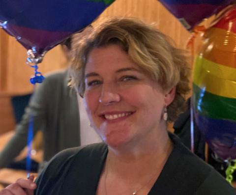 FORFATTER: Camilla Otterlei er aktuell med en ny bok om kjønnsidentitet.