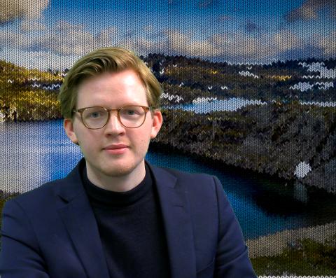 VIL PÅ STORTINGET: Even A. Røed (Ap) kan bli den eneste fra Kongsberg og Numedal som får plass på Stortinget til høsten. På Aps landsmøte taler han industriens sak.