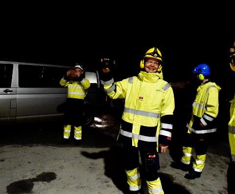 Salgs- og markedssjef i Eidefoss, Hanne C. Omvik.