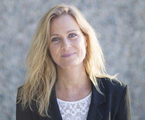 Mona Askmann. daglig leder Norgesnett AS