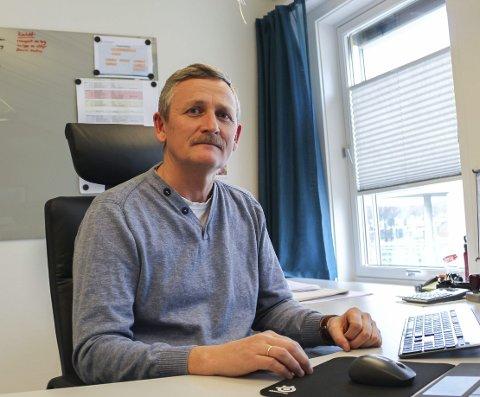 – IKKE SAGT OPP: Eiendomssjef Ole Henrik Lia sier at kommunen ikke har sagt opp avtalen med Arnstein Mathisen om drift av Olavsberget Camping, men at den løper ut på dato. Kommunen vil gjerne at Mathisen vinner anbudskonkurransen og driver plassen videre, sier han.