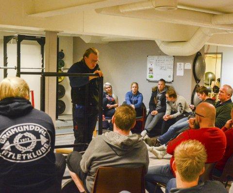Trolig hamar-løsning: Onsdag kveld ble medlemmene i Brumunddal Atletklubb informert om hvilke muligheter som foreligger i jakten på nye lokaler. Nå blir det trolig en mellomlanding på Hamar til klubben finner egnede lokaler i Brumunddal.