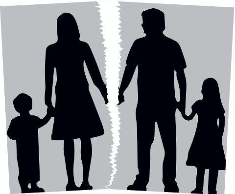 SKILT: I Hurum kommune har 1.084 innbyggere status som skilt eller separert. Dette utgjør en andel som er mye høyere enn gjennomsnittet. (Illustrasjonsfoto)