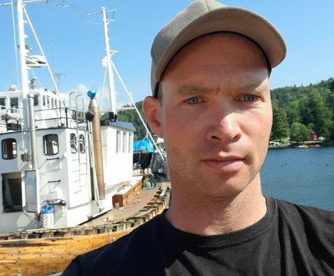 100 ÅR: Full fart for livskraftig 100-åring på Nærsnes. Promhavn slipp tar i mot mellom 40 og 60 båter i året for ombygging og reparasjon, forteller Noraberg.