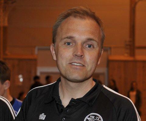 TIL DHK: Kent-Harry Søberg blir ny assistenttrener hos DHK. Arkivfoto
