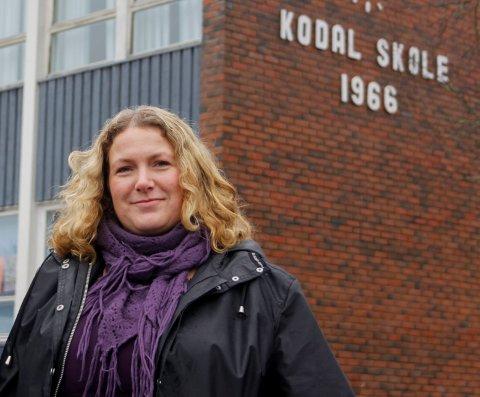 Trekker seg fra lista: Hilde Hoff Håkonsen (Ap) trekker seg fra nominasjonen til stortingsvalget. Nå vil hun konsentrere kreftene inn mot lokalpolitikken, der blant annet ny Kodal skole er en viktig sak for henne.
