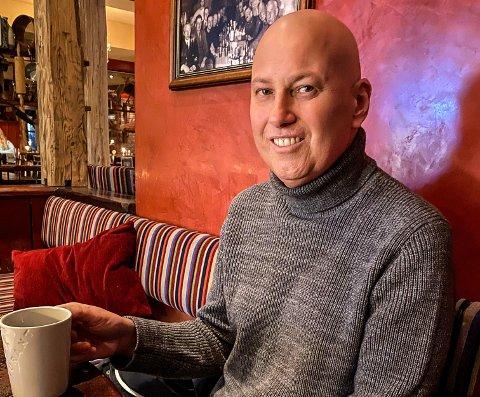 KJEMPET I FLERE ÅR: Bengt-Arne Lien ble bare 43 år gammel. Han gikk bort i sommer. I flere år kjempet han mot sykdom.