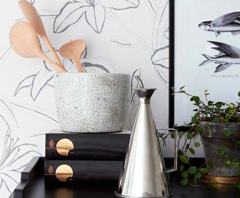 Kolleksjonen Everyday Life er full av mønster som passer rett inn i et «alminnelig norsk hjem».
