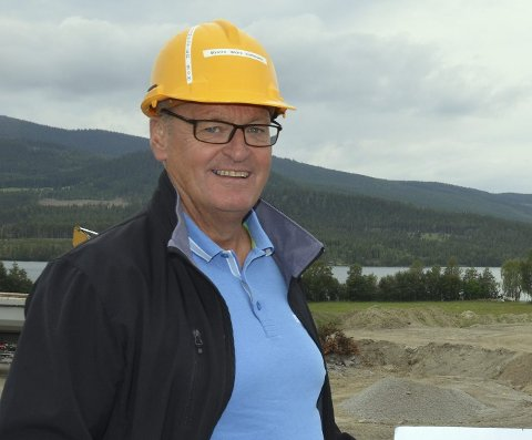 Gir seg: Senest 30. juni 2019 går Øivind Langseth av med pensjon og gir rollen som rådmann i Øystre Slidre til nestemann.