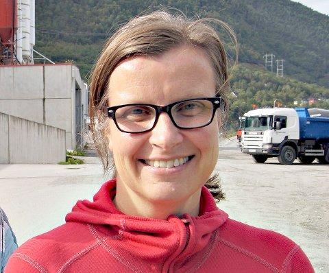 Tine Grytnes Laskerud er øverst på formuetoppen for 2016 i Sunndal. (Arkivfoto).