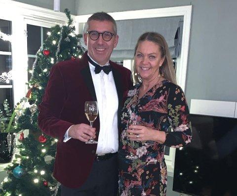 JUL OG BURSDAG: Anne Oline Gullaksen feirer både jul og bursdag 24. desember.