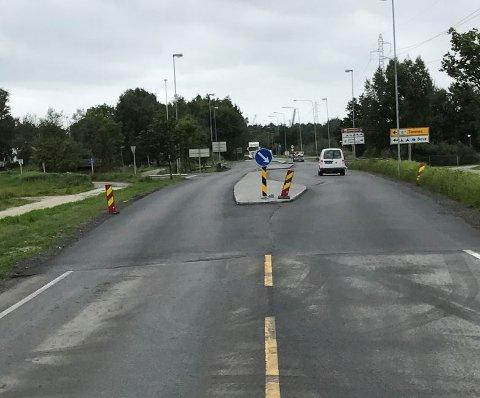 FARLIG?: Det er disse trafikkøyene NAF reagerer på.