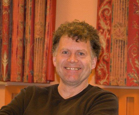 SKIFTER PARTI: Kommunestyrerepresentant og komitéleder Øystein Hanevik (54) melder overgang fra Miljøpartiet De Grønne (MDG) til Sosialistisk venstreparti (SV).