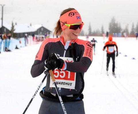 Hafjell skimarathon 2019.