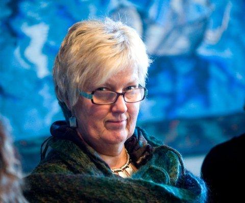 MÅ EFFEKTIVISERE: - Skolen kan ikke skjermes helt. Driften må effektiviseres for at vi skal ha råd til investeringer i milliardklassen, sier fylkesrådmann Anne Skau.