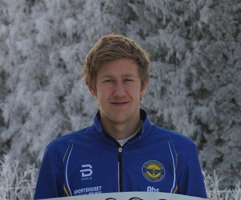– Det finnes et liv utenom langrenn også, sier Hans Kristian Holmbro (22) fra Løken. Foto: Privat
