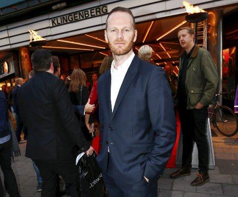 Foto: Håkon Mosvold Larsen/NTB Scanpix Regissør Joachim Trier før festpremieren til filmen «Louder Than Bombs» på Klingenberg kino i Oslo onsdag. Foto: Håkon Mosvold Larsen / NTB scanpix