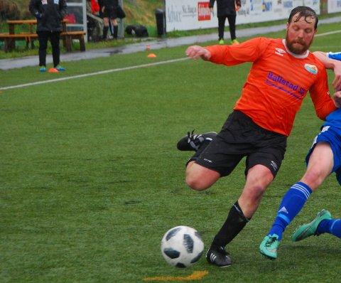 Ballstad-spiller Pål Berg