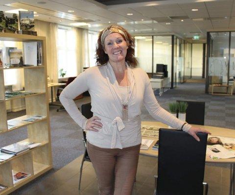 Næringslivet: Anja Guerrera er daglig leder i Rakkestad Næringsråd.Alle foto: Arkivfoto