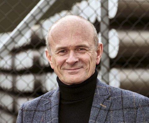 Svein Anders grimstad: Godt samarbeid med de som skal utføre jobben, er en kritisk faktor for å lykkes med prosjektet