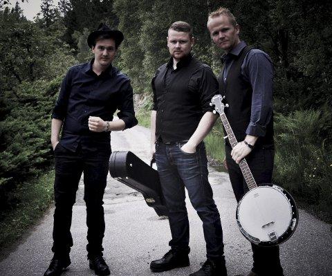 Vanity. Åsmund Kvinge, Arild Haugsvær og Stian Sylta