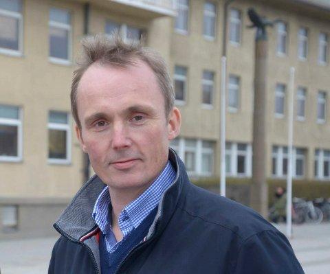 Morten Melå mener MDG må tenke på mer enn Rønvikjordene når de skal være med å vedta budsjettet.