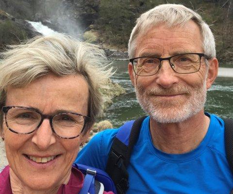 BA skrev i april om videoen Andreas Hage Enerhaug laget som en kontaktannonse for sin mor Ingrid Hage. Nå har hun funnet kjærligheten.