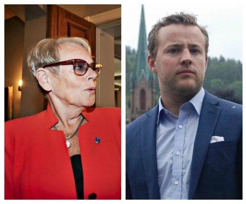 UNDERLIG AVGJØRELSE: «Tove Paule og Lavrans Kierulf burde be om en nedbetalingsplan og betale tilbake den godtgjørelsen de ikke skulle hatt», mener politisk redaktør i DT, Karianne Braathen.