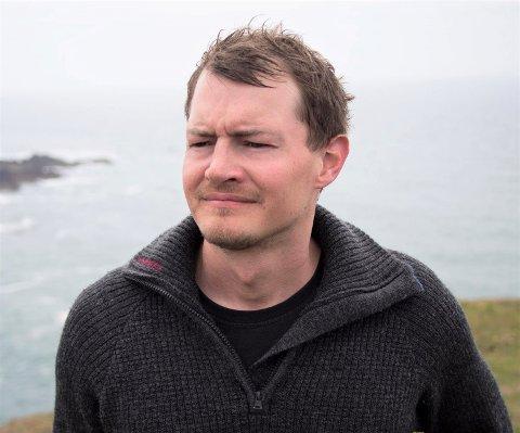 Tor Ivar Sellevold frå Førde