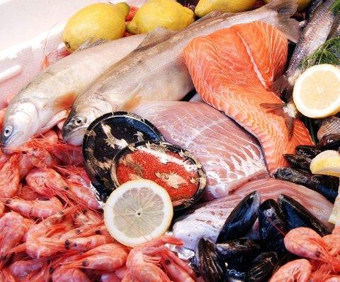 MILLARDER: I fjor eksporterte Norge sjømat for 107 milliarder kroner.