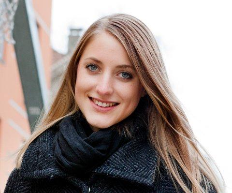 OPPSTARTER: Kathrine Martinsen startet Smaksverkstedet i Bergen i 2013.